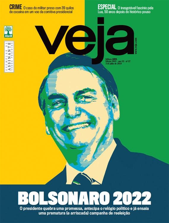 Preparación ritmo Rey Lear  Bolsonaro 2022 | VEJA