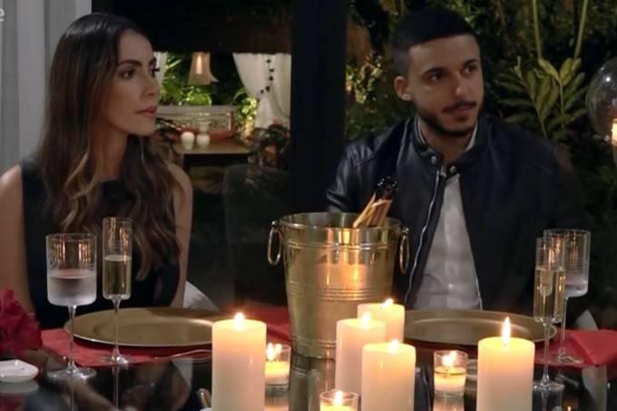 Pedro Galvão e Nicole França no 'Mais Você'