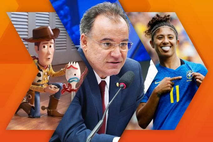 O Quente da Semana – Toy Story 4, Samuel Moreira e Cristiane