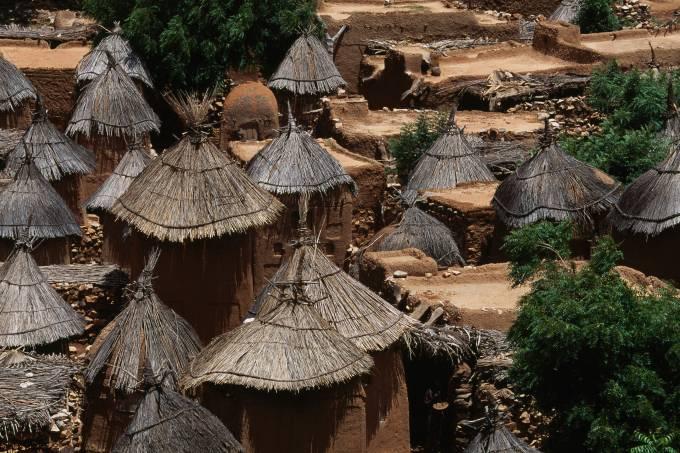 Etnia Dogon no Mali