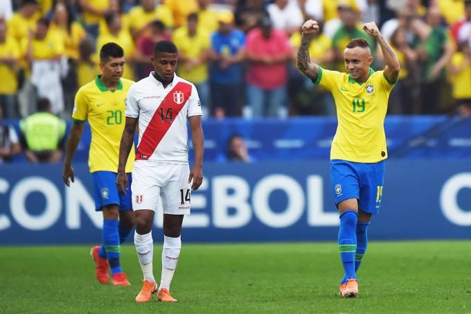 Copa América – Peru x Brasil