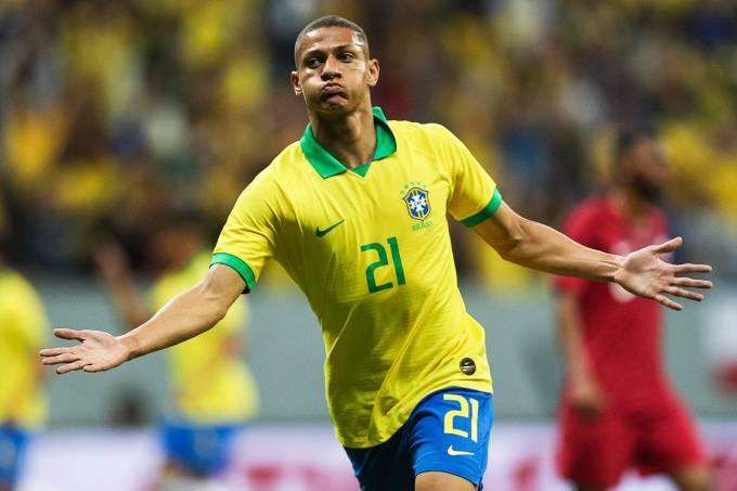 Brasil x Catar – Richarlison