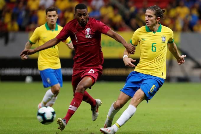 Brasil x Catar
