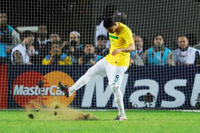 Copa América – Brasil x Paraguai – 2011 – André Santos