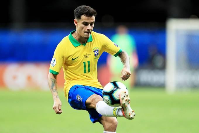 Philippe Coutinho – Brasil