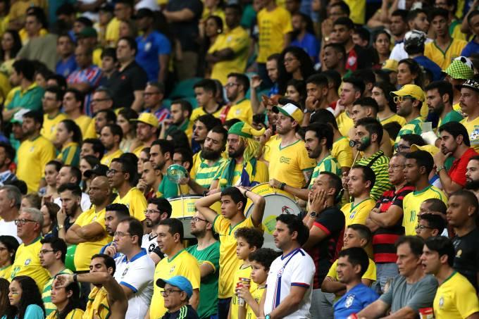 Copa América – Brasil x Venezuela
