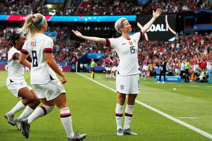 Copa do Mundo Feminina – França x Estados Unidos
