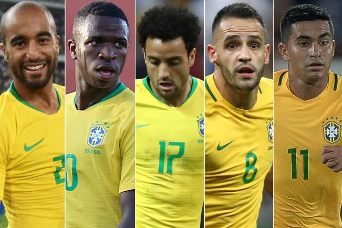 Substitutos de Neymar