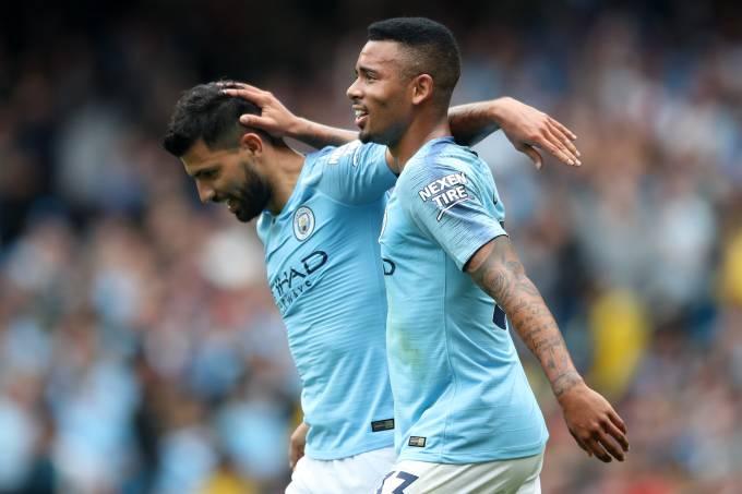 Manchester City v Huddersfield Town – Premier League