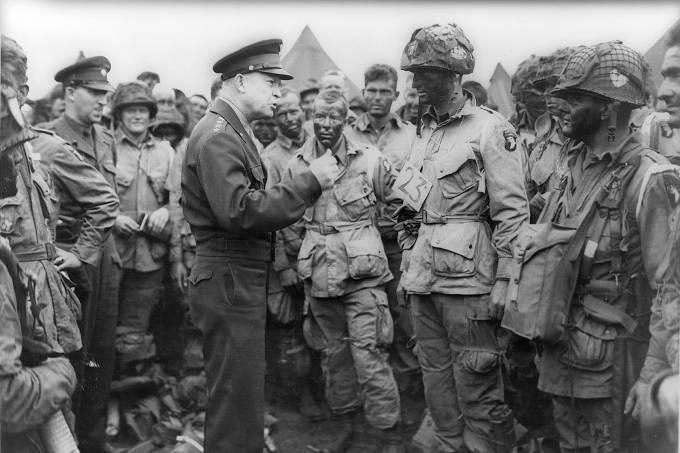 Geral Dwight D. Eisenhower