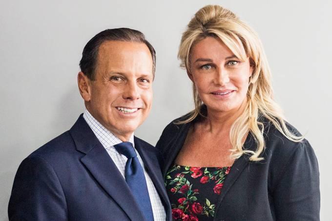 João Doria e Bia Doria