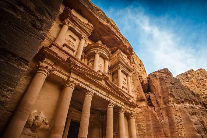 Petra – Jordânia