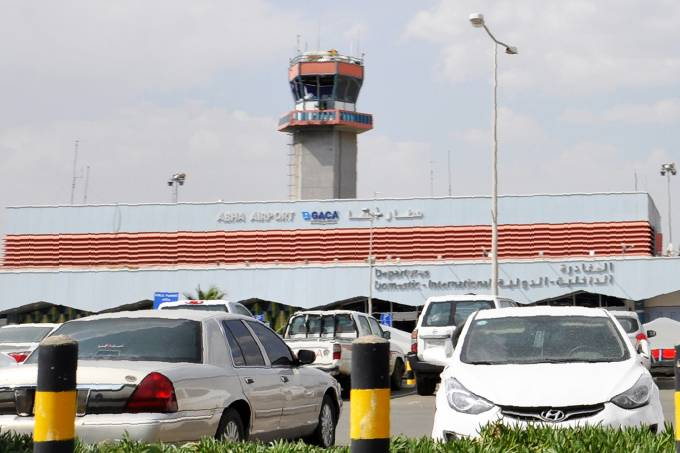 Aeroporto de Abha – Arábia Saudita