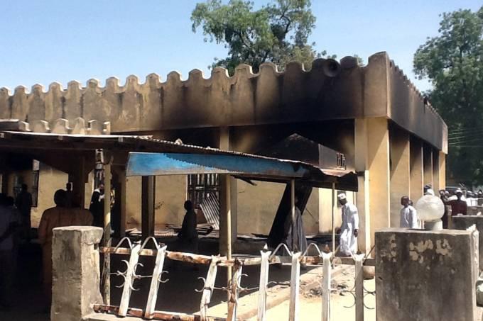 Ataque terrorista na Nigéria