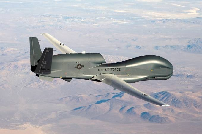 Drone RQ-4