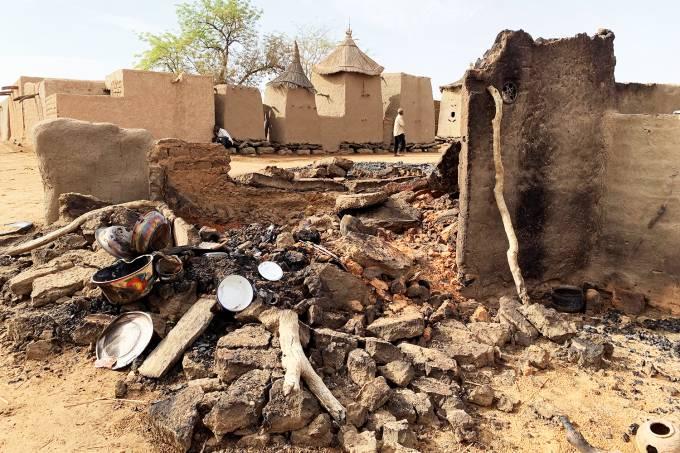 Ataque no Mali