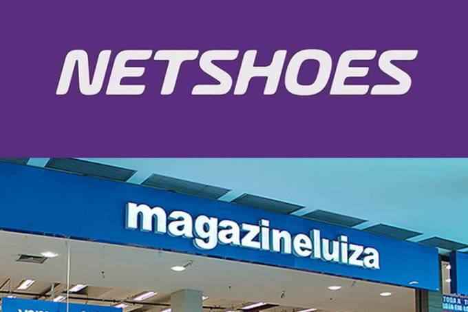 Netshoes e Magazine Luiza