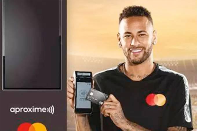 Campanha da Mastercard com Neymar é suspensa