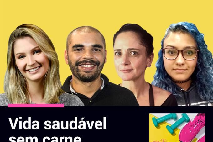 Podcast Enquanto Você Treina com Muriel Porfiro, Edgar Maciel, Cintia Pettinati e Caroline Soares