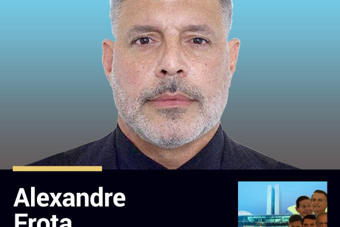 Podcast Funcionário da Semana: Alexandre Frota