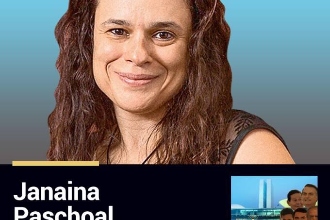 Podcast Funcionário da Semana: Janaina Paschoal