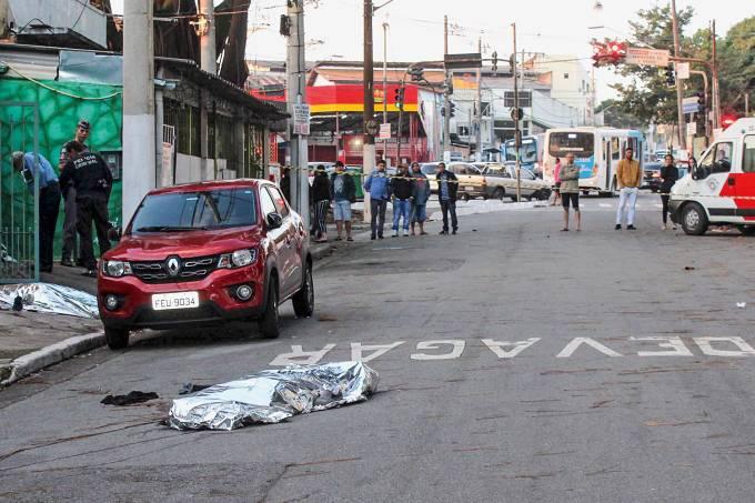 Assassinato do ator Rafael Miguel