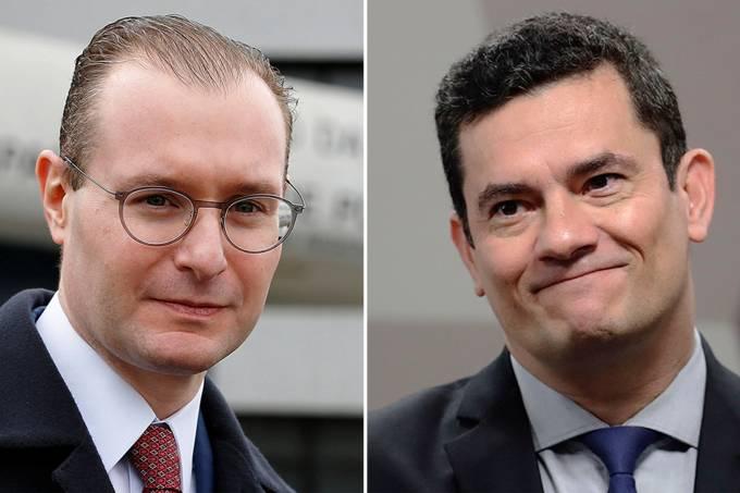 Cristiano Zanin Martins e Sergio Moro