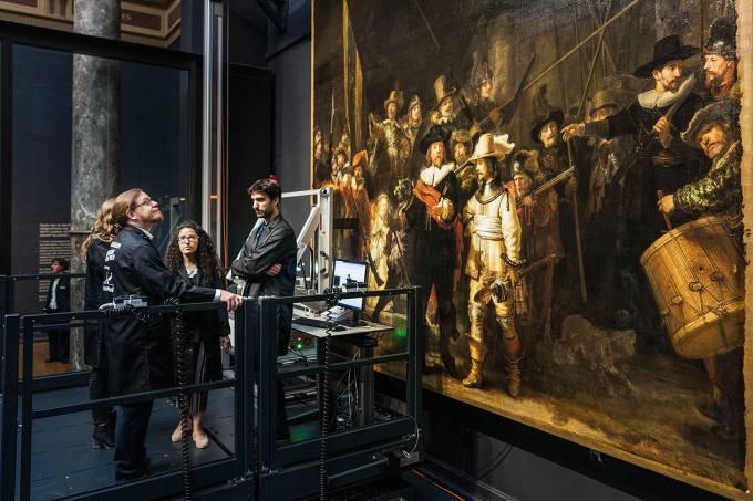 Imagem da Semana – Salas do Rijksmuseum, em Amsterdã