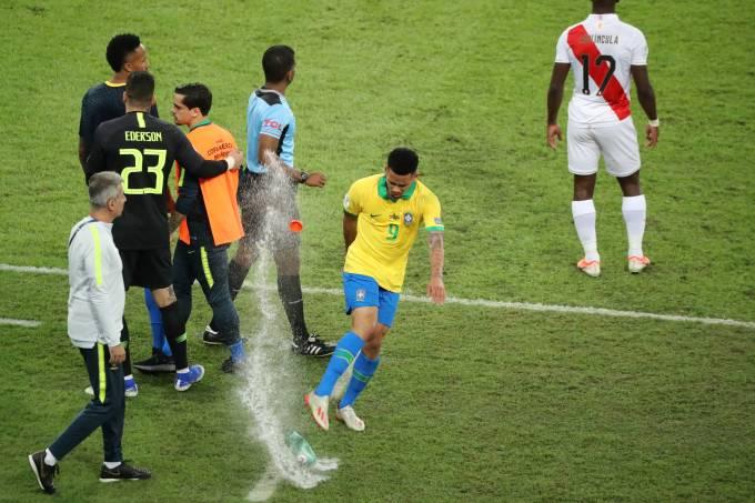 Copa America Brazil 2019 – Final – Brazil v Peru