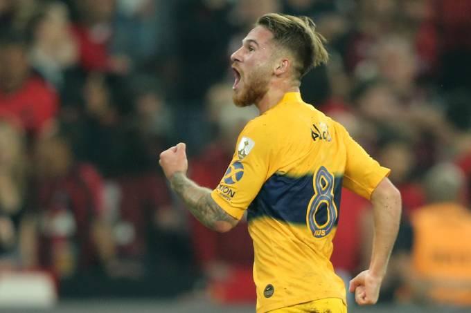 Copa Libertadores – Round of 16 – Athletico Paranaense v Boca Juniors