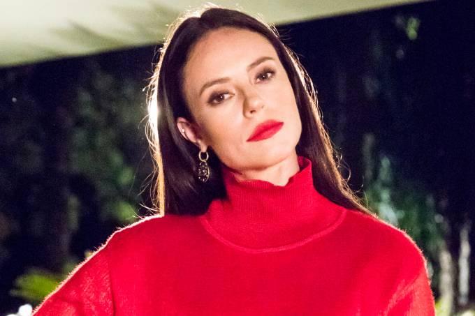 Paolla Oliveira como Virgínia em 'A Dona do Pedaço'