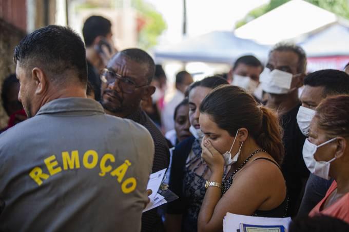 Rebelião em Altamira (PA) deixa ao menos 57 mortos