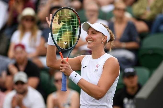 Beatriz Haddad Maia – Wimbledon 2019