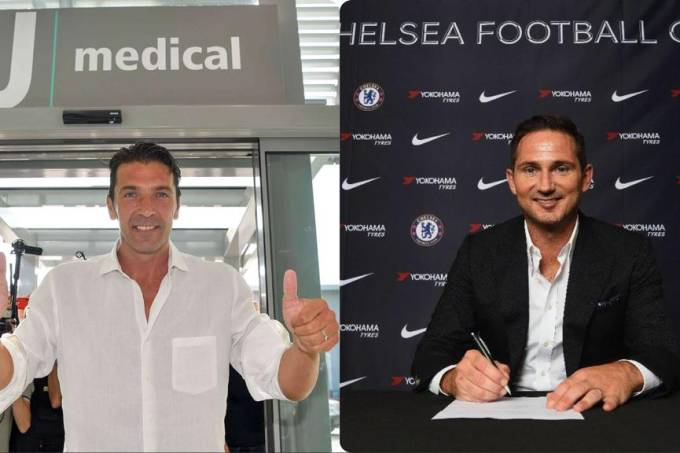 Buffon – Lampard