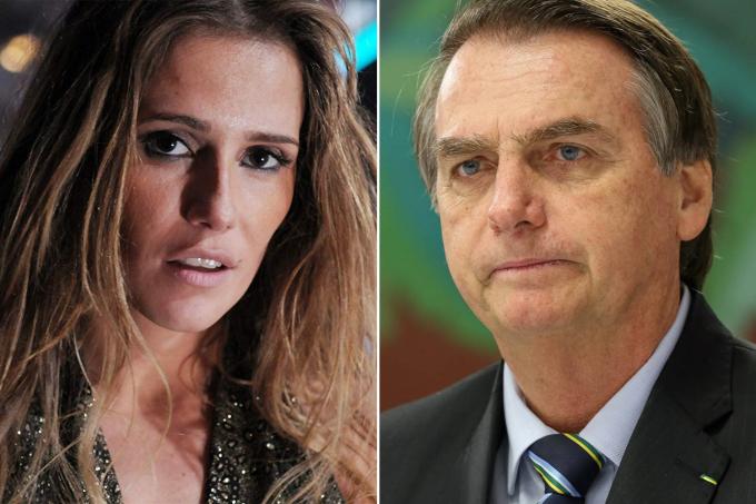 Deborah Secco defende o filme 'Bruna Surfistinha' após crítica do presidente Jair Bolsonaro