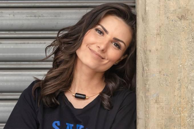 A youtuber Nathalia Arcuri