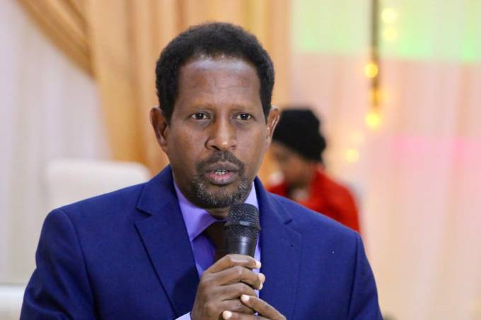 Abdirahman O. Osman