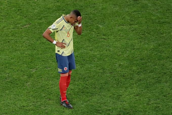 Colombia x Chile – Willian Tesillo