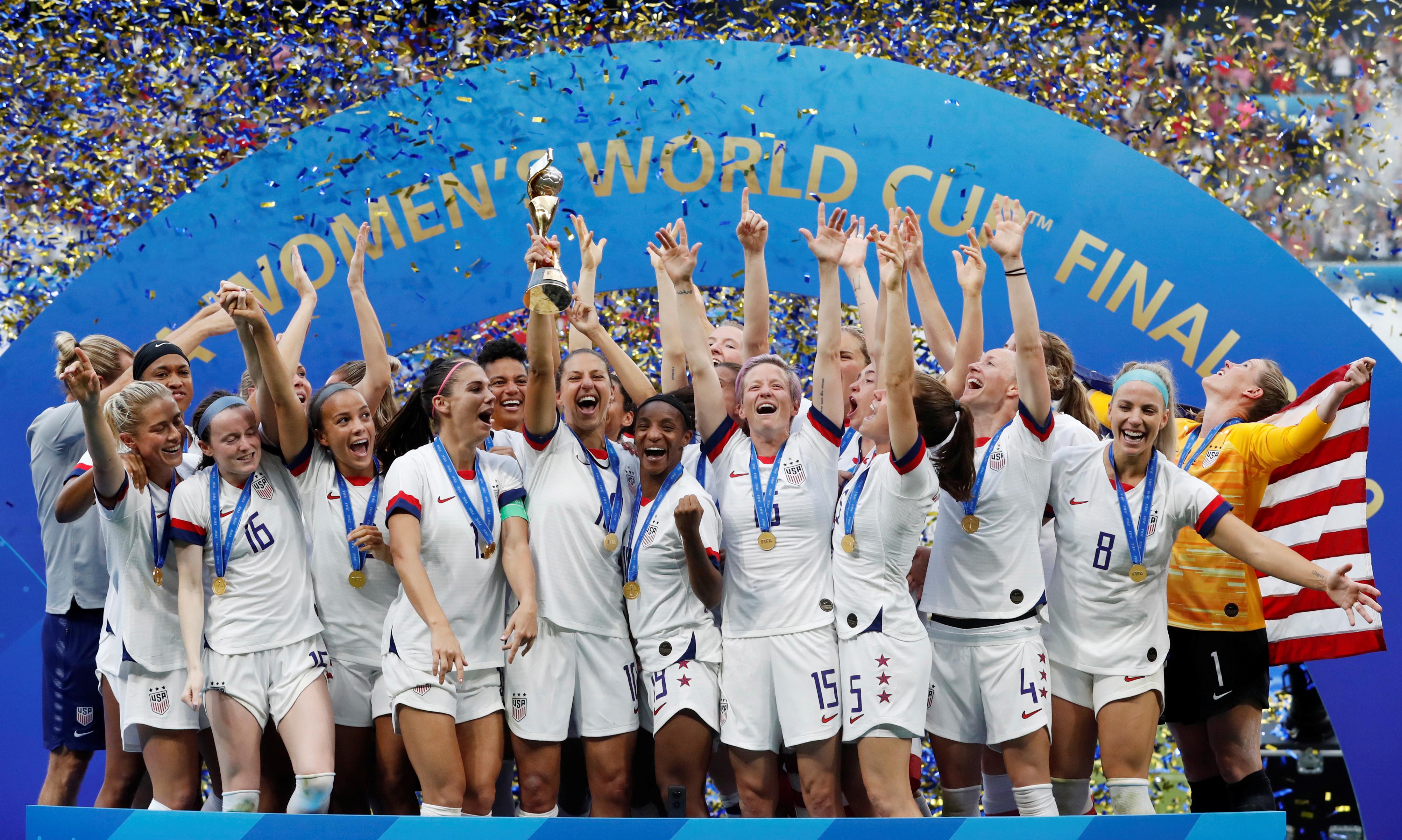 Fifa confirma Brasil entre os candidatos a sediar Copa feminina de ...