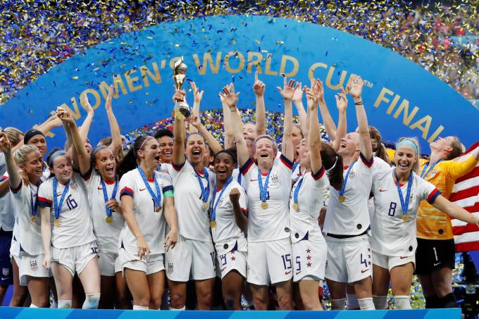 Women's World Cup Final – United States v Netherlands