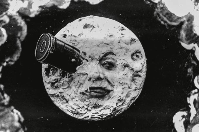 FILME LE VOYAGE DANS LA LUNE 1902 12
