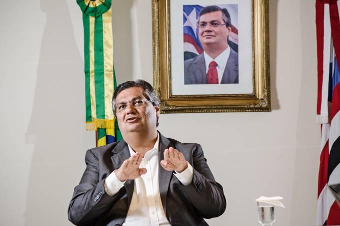 Flávio Dino (PC do B), atual governador do Maranhão