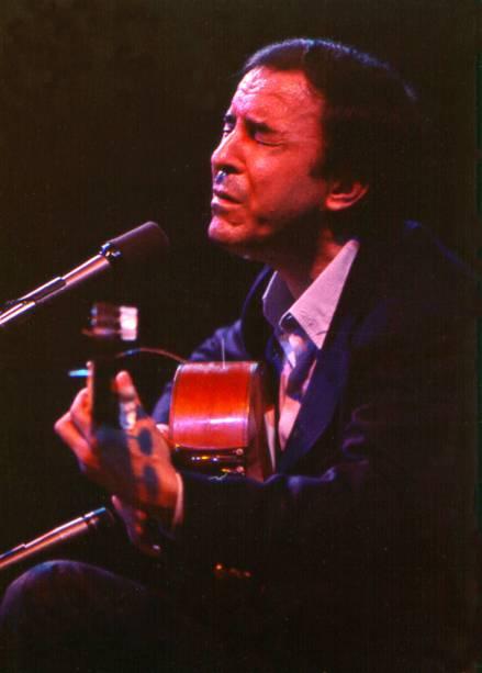 João Gilberto, em 1960