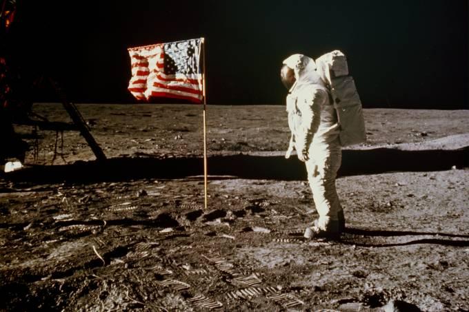 Primeiro homem na Lua