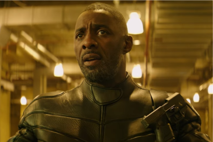 Idris Elba como Brixton em 'Velozes e Furiosos: Hobbs & Shaw'