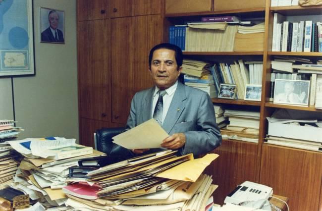 20-09-1991: O deputado federal João Alves