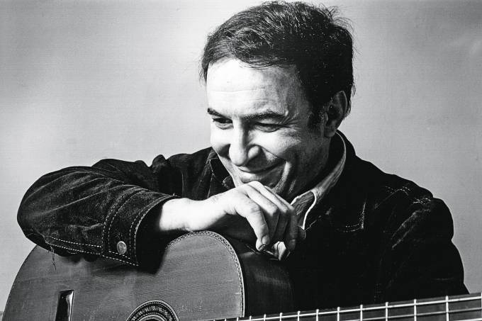 Photo of Joao Gilberto