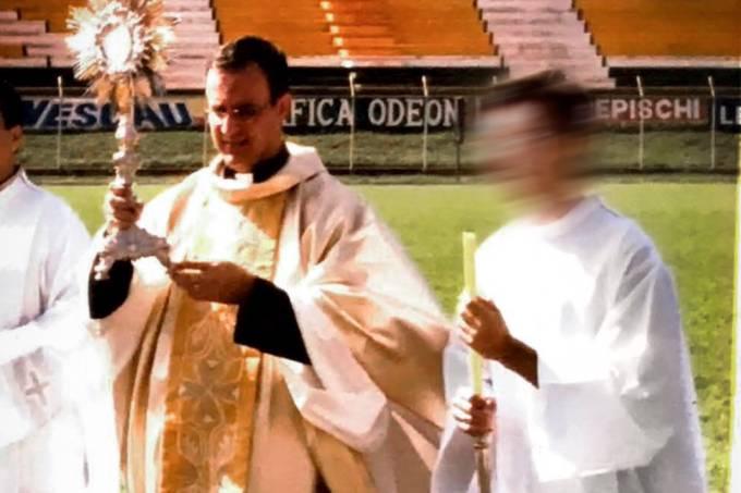 Leandro Vítima Padre Leandro 1