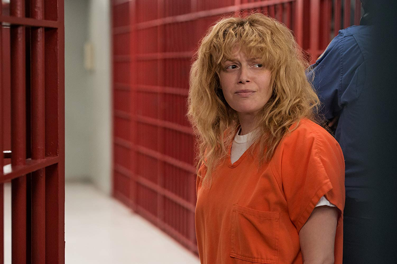 Nicky Nichols, personagem de Natasha Lyonne em 'Orange Is The New Black'