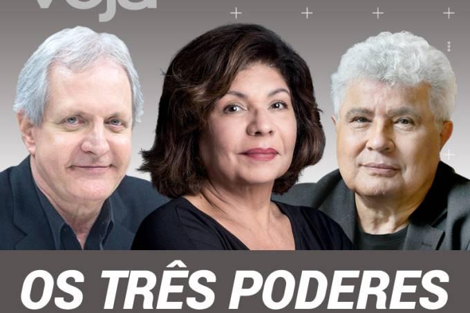 Podcast Os Três Poderes